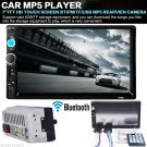 "Double 2Din 7"" Car MP3 Player Touch Screen In Dash Stereo Radio Bluetooth"