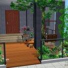 Japan garden style design
