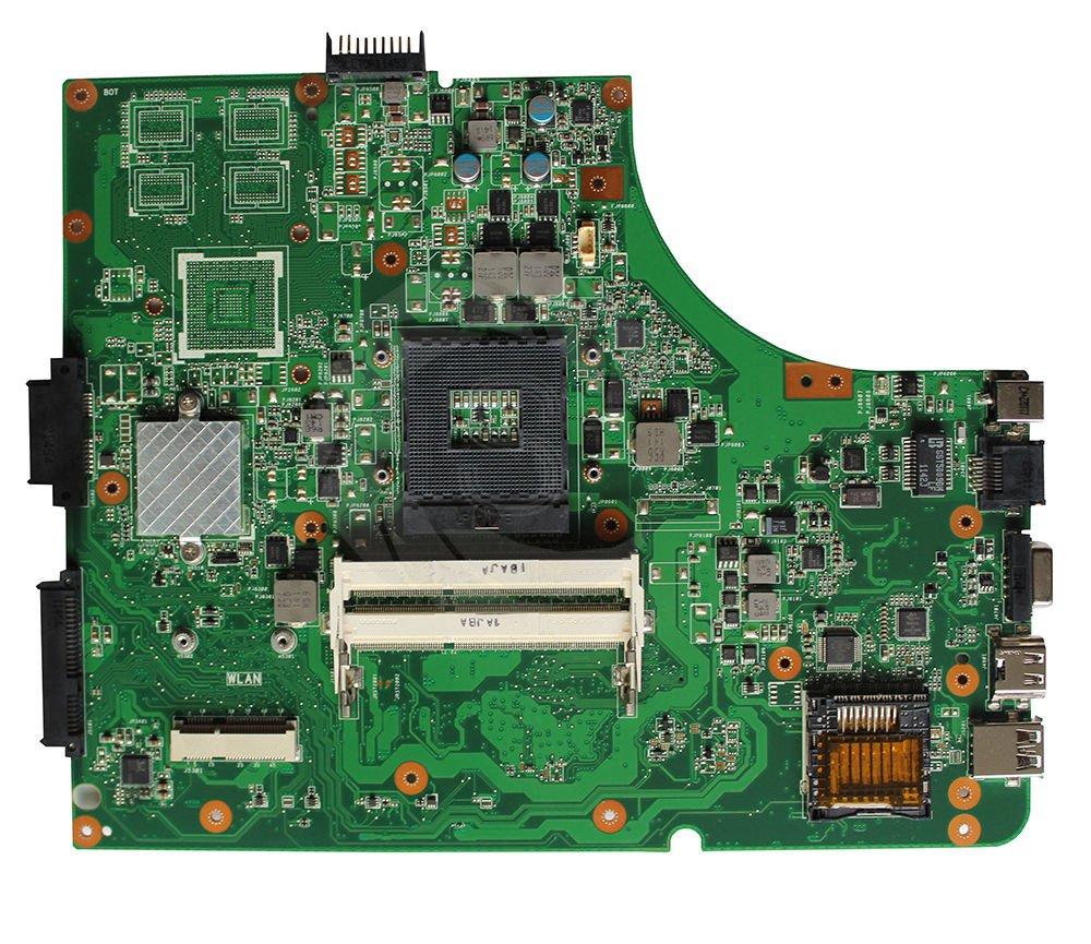 For Lenovo G570 LA-6753P HM65 Motherboard PIWG2 VRAM S989 DDR3 Mainboard