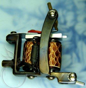 Name:Professional Iron Shader Machine_1PCS