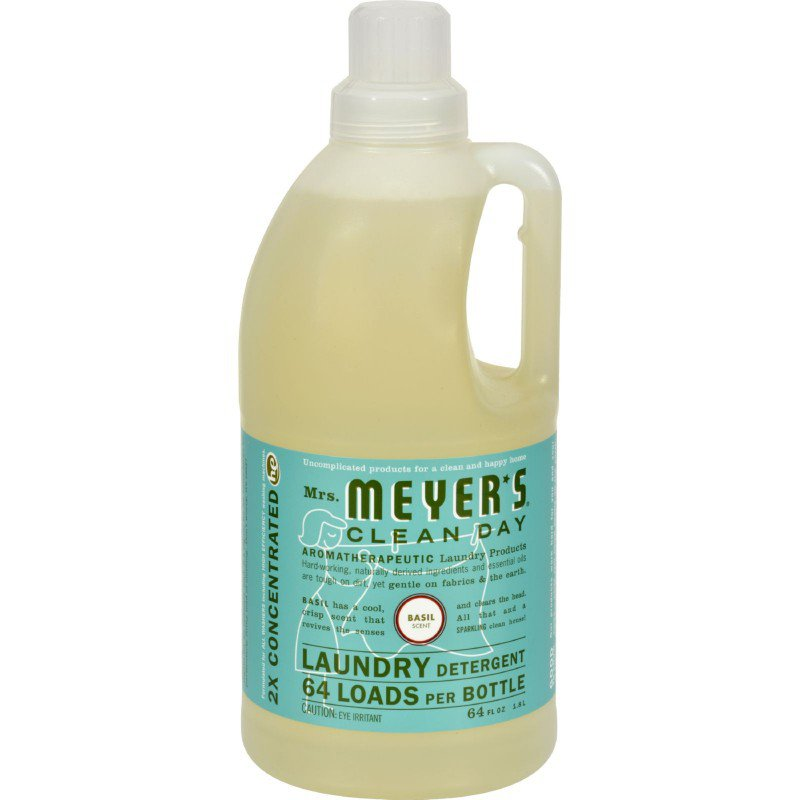 Mrs meyers laundry soap