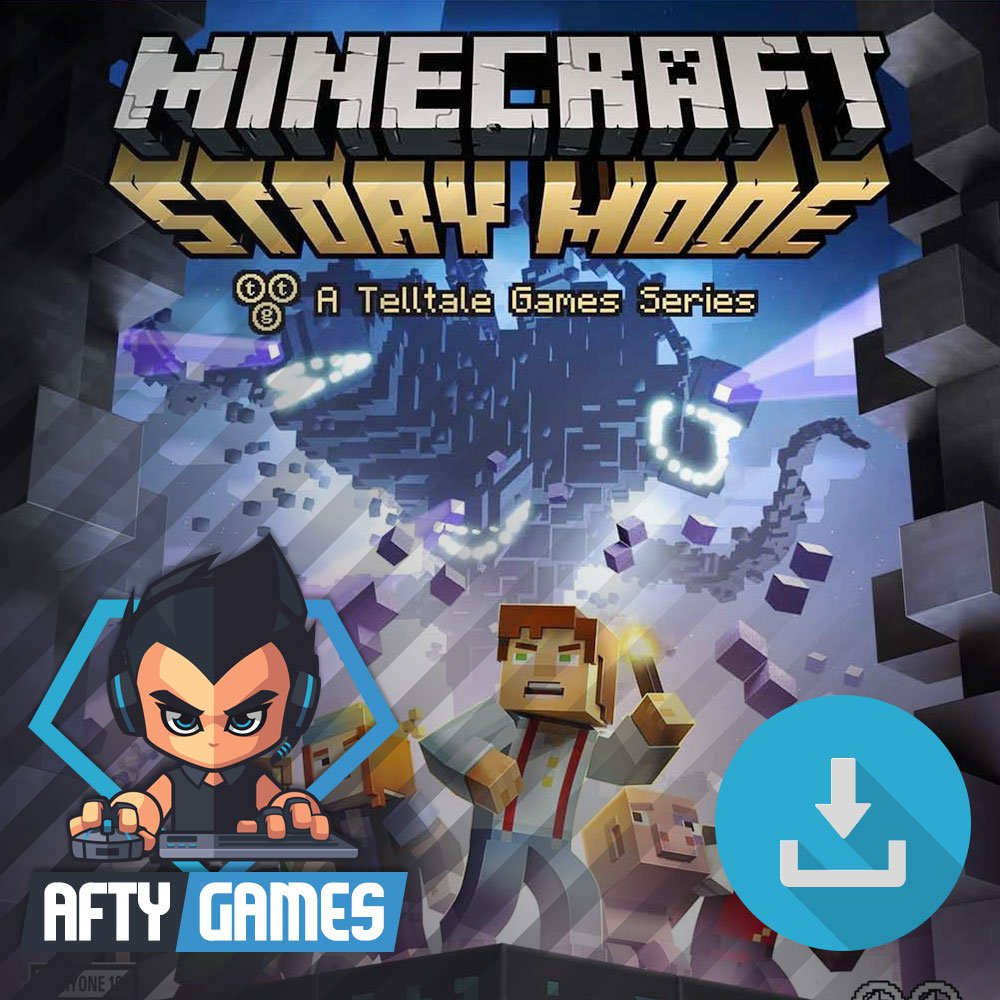 minecraft story mode pc download full game