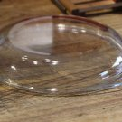 Pyrex 684-c20 glass lid. No chips or cracks.