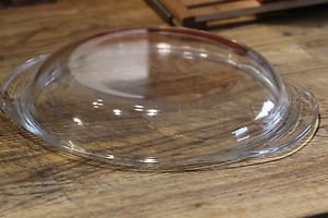 Pyrex 684-c20 glass lid. No chips or cracks.
