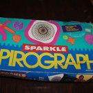 Vintage Sparkle Spirograph