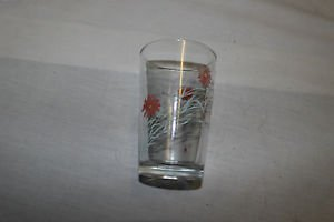 Vintage Firma juice glass tumbler, made in Indonesia.