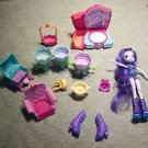 My Little Pony lot accessories. Rainbow Dash equestria girl 4 boots.