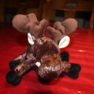 Ganz Webkinz Moose HM375. Tags but no codes.