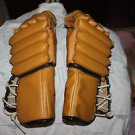 Vintage Cooper 28 Armadillo Thumb Hockey Gloves. 1968.