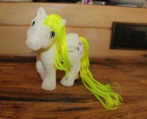 Vintage G1 My Little Pony So Soft Pegasus. Surprise.