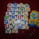Leap Frog Fridge Phonics Complete Alphabet. Small size.
