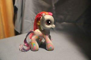 My Little Pony G3.5 Toola Roola. Paintbrush cutie marks.