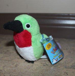 Ganz Webkinz Lil'kinz Hummingbird HS502 with sealed code.