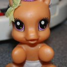 "my little pony G3.5 Scootaloo newborn cutie pony baby. 3"" tall."