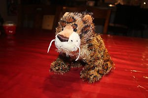 Ganz Webkinz Leopard HM031.  With tags but no code. Embroidered W on foot.