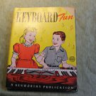 Vintage Keyboard Fun piano work book Kenworthy Publication. Unused. 1953
