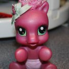 "my little pony G3.5 Cheerilee newborn cutie pony baby. 3"" tall."