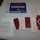 Password English 18th edition.Complete cards 1A-18A &1B-18B, spinner& rules.