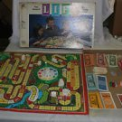 Vintage 1985 Game of Life. Art Linkletter money. Pink & blue pegs