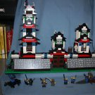LEGO Ninja Flying Ninja Fortress (6093). Complete, no box, instructions.