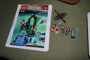 LEGO Harry Potter Goblet of Fire Rescue from the Merpeople 4762. Complete no box