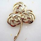 Sarah Coventry Feather Bright Pin Brooch
