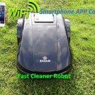 Newest Robotic Mower S520 WIFI App Wireless Control Electric Robot Lawn Mower Waterproof Battery