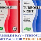 Evalar Turboslim Day 30 Capsules + Turboslim Night 30 Capsules for Weight Loss