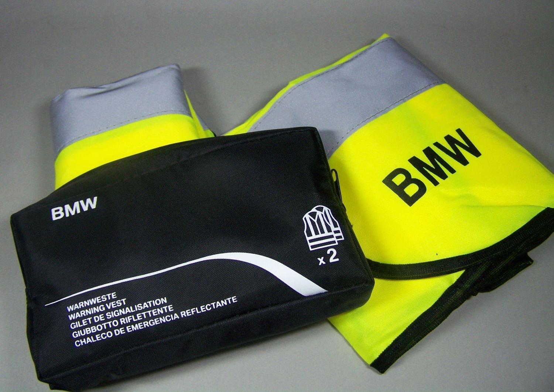 BMW Emergency Vest Warning, 2 pcs,