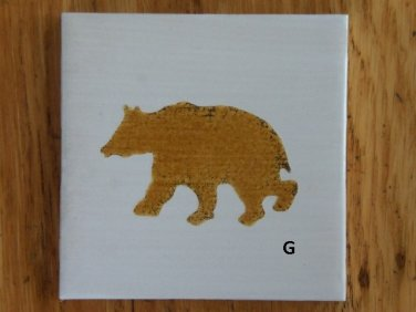 CERAMIC Wildlife Tiles