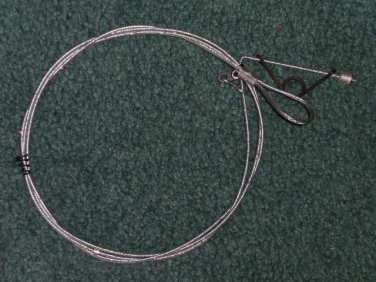 WOLF QUICK-KILL SNARES - Lot of 3