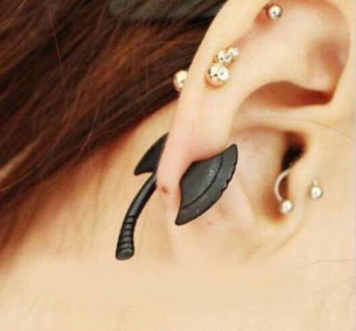 Hatchet Earrings