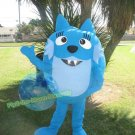 Free Shipping Yo Gabba Gabba Toodee  Mascot Costume for Halloween and party