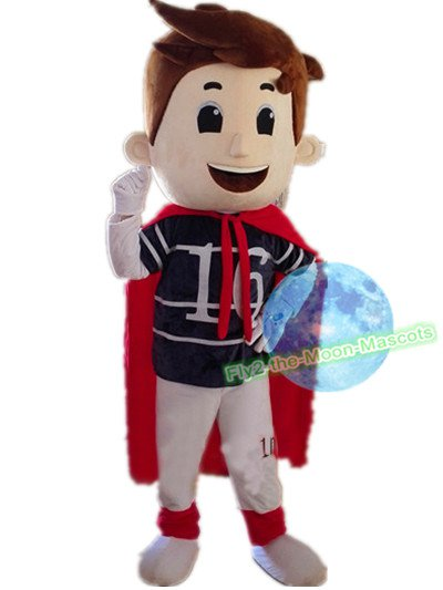 Free Shipping Super Victor UEFA mascot costume for Adult Halloween Birthday party costume