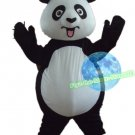 Free Shipping Lovely Panda mascot costume  for Birthday Party and Christmas