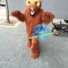 Free Shipping wolverines fursuit Mascot Costume for Birthday Party Halloween and Events