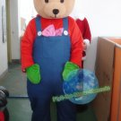 Free Shipping Care Baby Bear Mascot Costume for Birthday Party Halloween Wedding Events