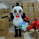 Free Shipping Panda Mascot Costume for Birthday Party Christmas Wedding Events