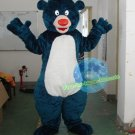 Free Shipping Jungle Book Baloo Bear Mascot Costumes for Birthday Party and Wedding Party
