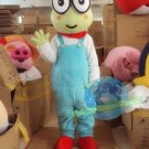 Free Shipping Doc Frog mascot costume  for Birthday Party and Wedding Party