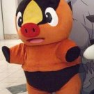 Free Shipping Tepig Pokemon mascot costume Halloween Christmas Event