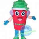 Free Shipping ice cream mascot costume Halloween Christmas Event