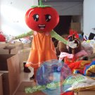 Free Shipping Tomato Mascot Costume for Wedding Birthday Party