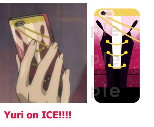 YURI! on ICE Viktor Nikiforov Phone case Cover for iphone 5 6 7TPU Silicone Soft