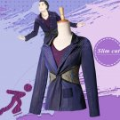 Free Shipping Yuri!!! On Ice  Katsuki Yuri on Ice Purple performance Costume Cosplay