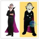 Free Shipping Dracula Vampire mascot costume Halloween mascot costume