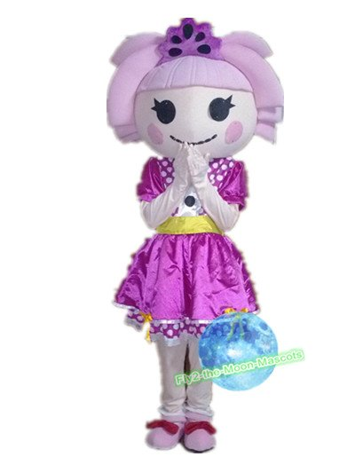 Free Shipping lalalubsy Mascot Costume for Halloween and party