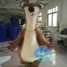 Free Shipping Ice Age sid the weasel mascot Costume Mascot Costume for Halloween and party