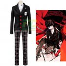 Free Shipping Persona 5 Costume Protagonist Cosplay Costume