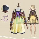 Free Shipping   SINoALICE Cosplay Costumes Briar Rose Cosplay Dress